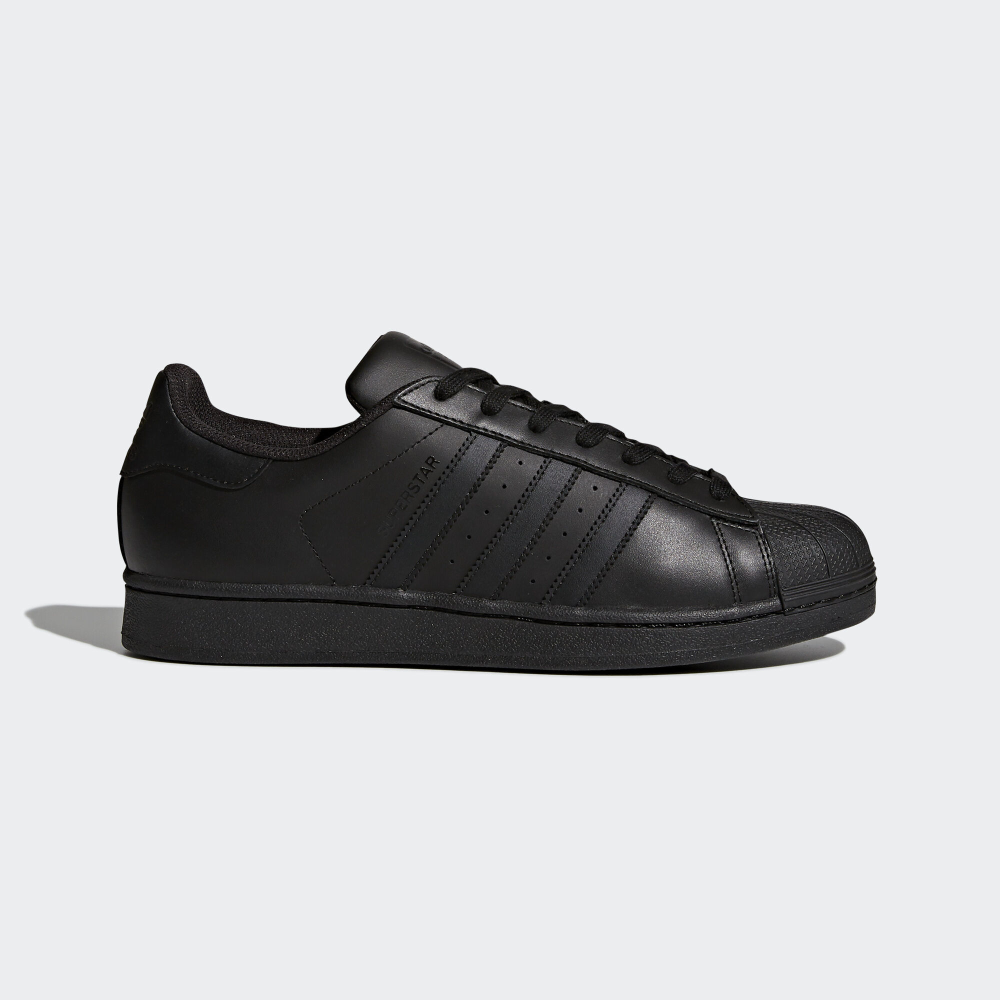 Cheap Adidas Men 's Superstar Vulc Shoes Black / White New York