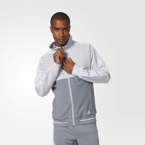 adidas - Tango Cage Jacket Clear Grey AZ9731