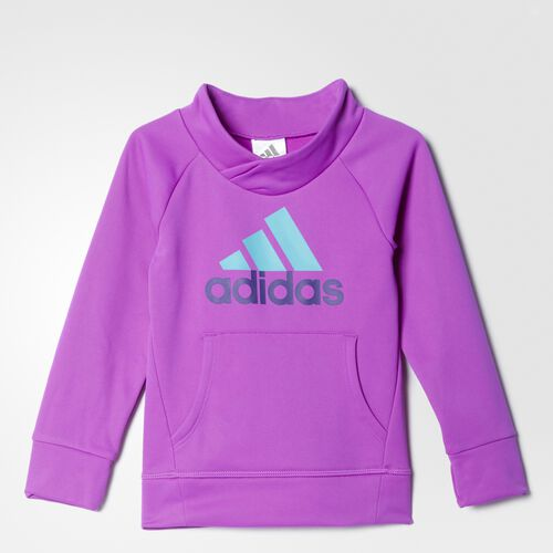 adidas - Performance Pullover Shock Purple BD6941