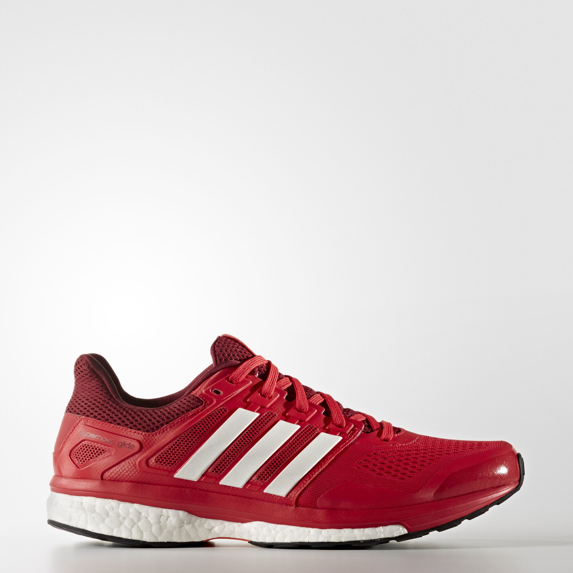 adidas supernova glide 8 shoes red adidas us. Black Bedroom Furniture Sets. Home Design Ideas