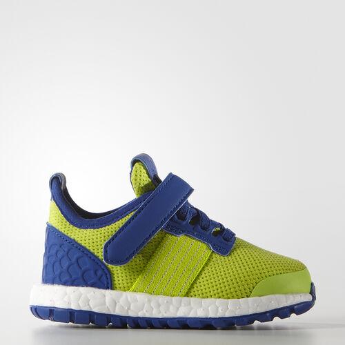 adidas - Pure Boost ZG Shoes Semi Solar Slime AQ5617