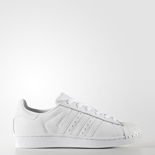 adidas - Superstar 80s Shoes Running White Ftw  /  Running White  /  Black BY9751