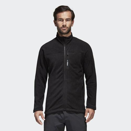 adidas - TERREX Tivid Fleece Jacket Black BP9691