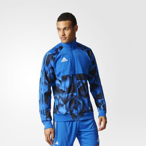 adidas - Tango Cage Jacket Blue B46918