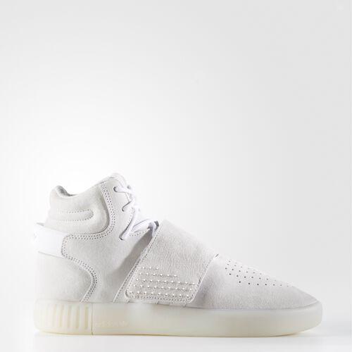 adidas - Tubular Invader Strap Shoes Running White Ftw  /  Running White  /  Running White B39362