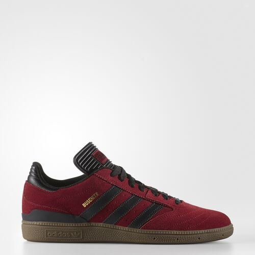 adidas - Busenitz Pro Shoes Collegiate Burgundy  /  Core Black BB8430