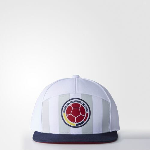 adidas - Colombia 3-Stripes Hat White AP8904