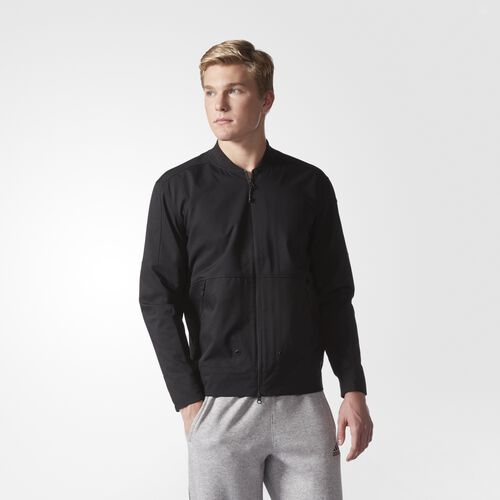 adidas - Sport ID Twill Bomber Jacket Black BP7306