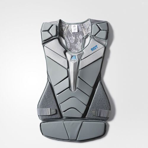 adidas - Berserker Lacrosse Chest Protector Onix AI7206