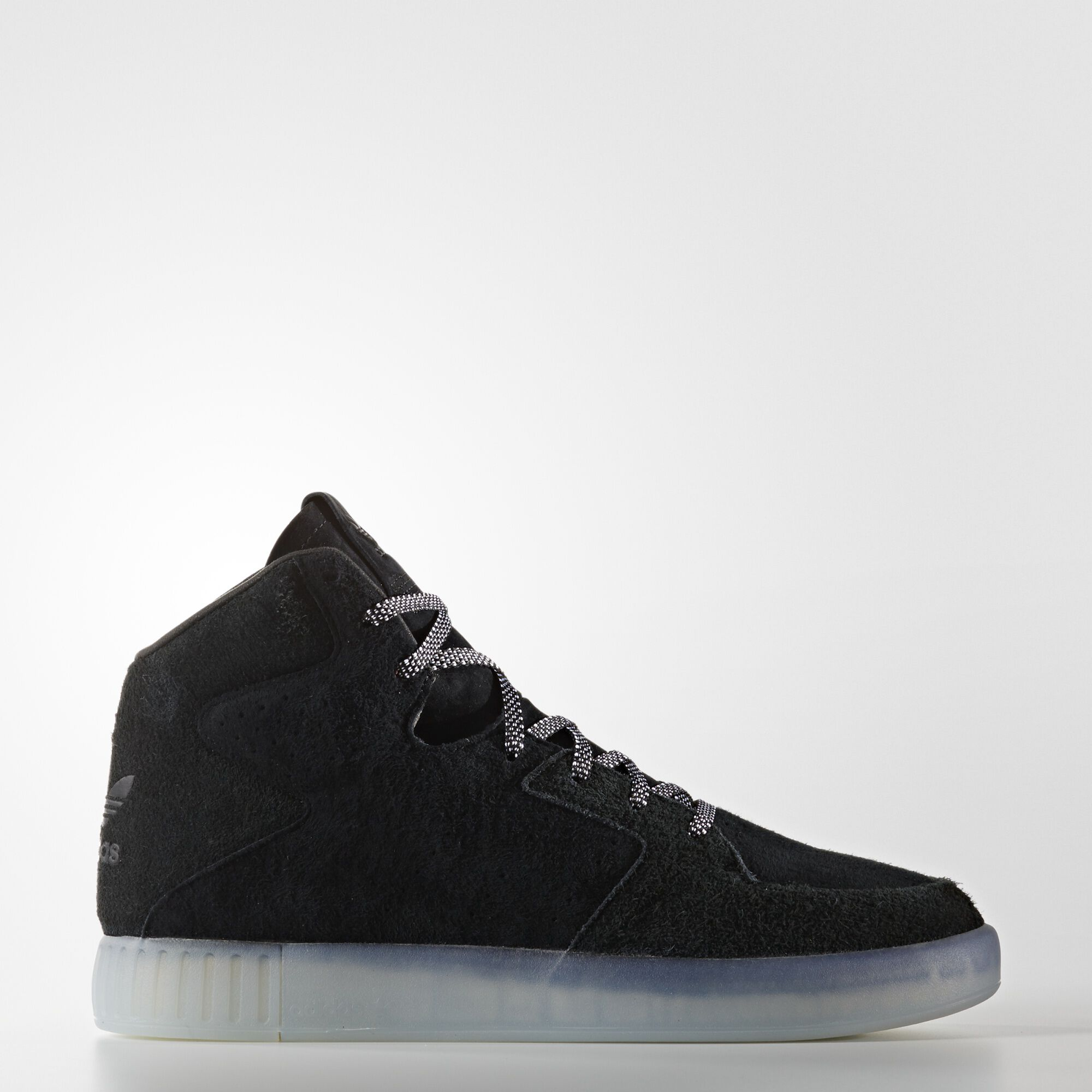 Adidas Tubular All Black High Top