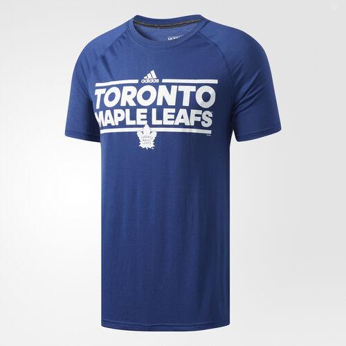 adidas - Maple Leafs Tee Dark Blue CC0233