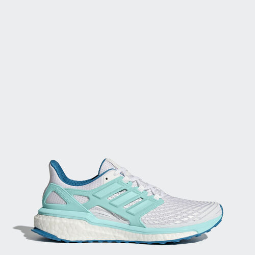 adidas - Energy Boost Shoes Running White BB3458