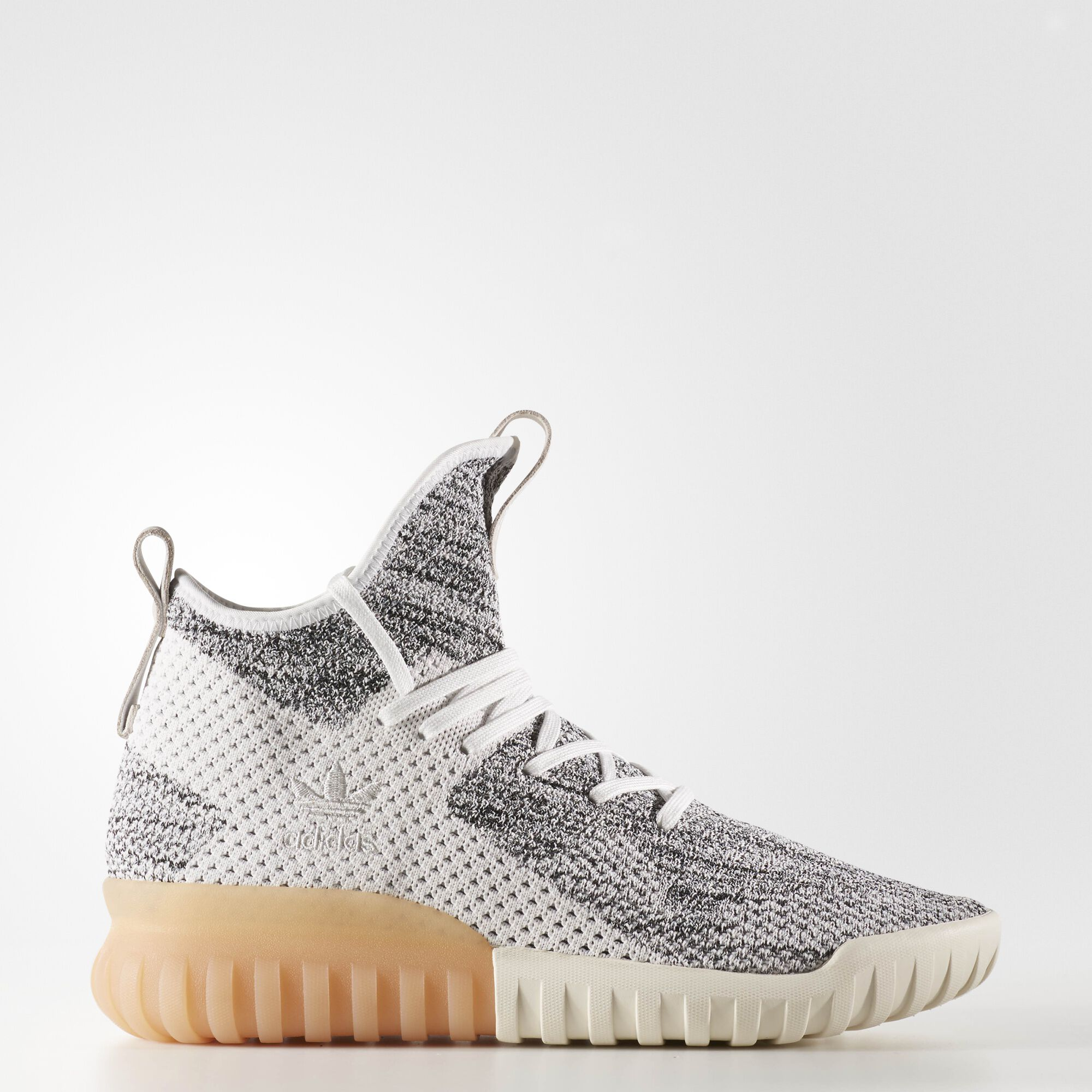 Solid Grey Highlights This adidas Tubular X