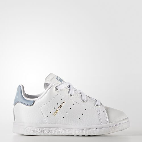 adidas - Stan Smith Shoes Running White  /  Running White  /  Tactile Blue CP9818