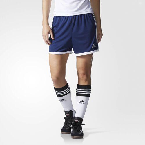 adidas - Tastigo 15 Knit Shorts Blue  /  White S17227