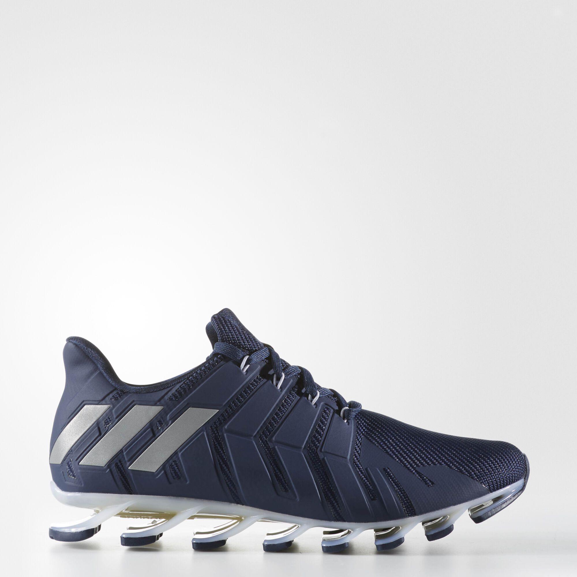 Men S Grey Springblade Shoes