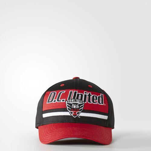 adidas - D.C. United Structured Flex Hat MULTI AK3791