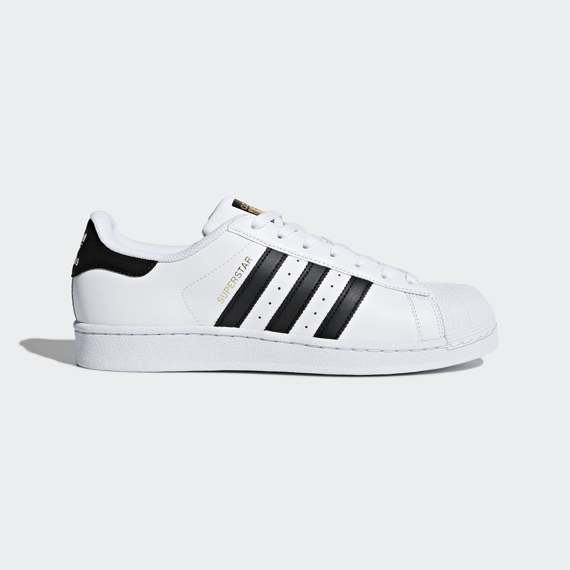 Good Neighbour Adidas Superstar (White Blue Red)