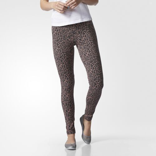 adidas - Graphic Leggings Solid Grey BQ0423