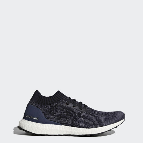 adidas - UltraBOOST Uncaged Shoes Core Black  /  Legend Ink BY2566