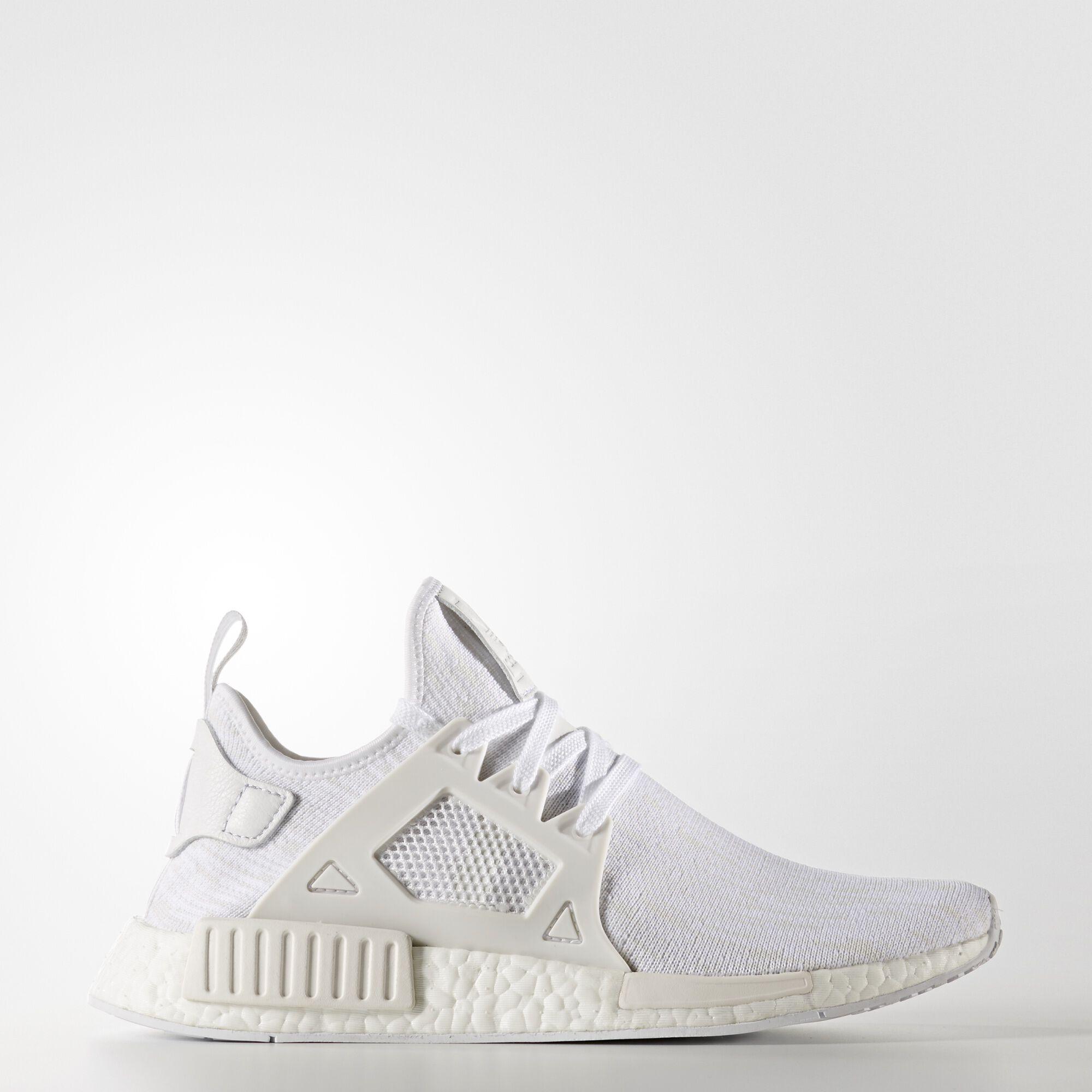 Adidas Nmd Xr1 Primeknit Triple White