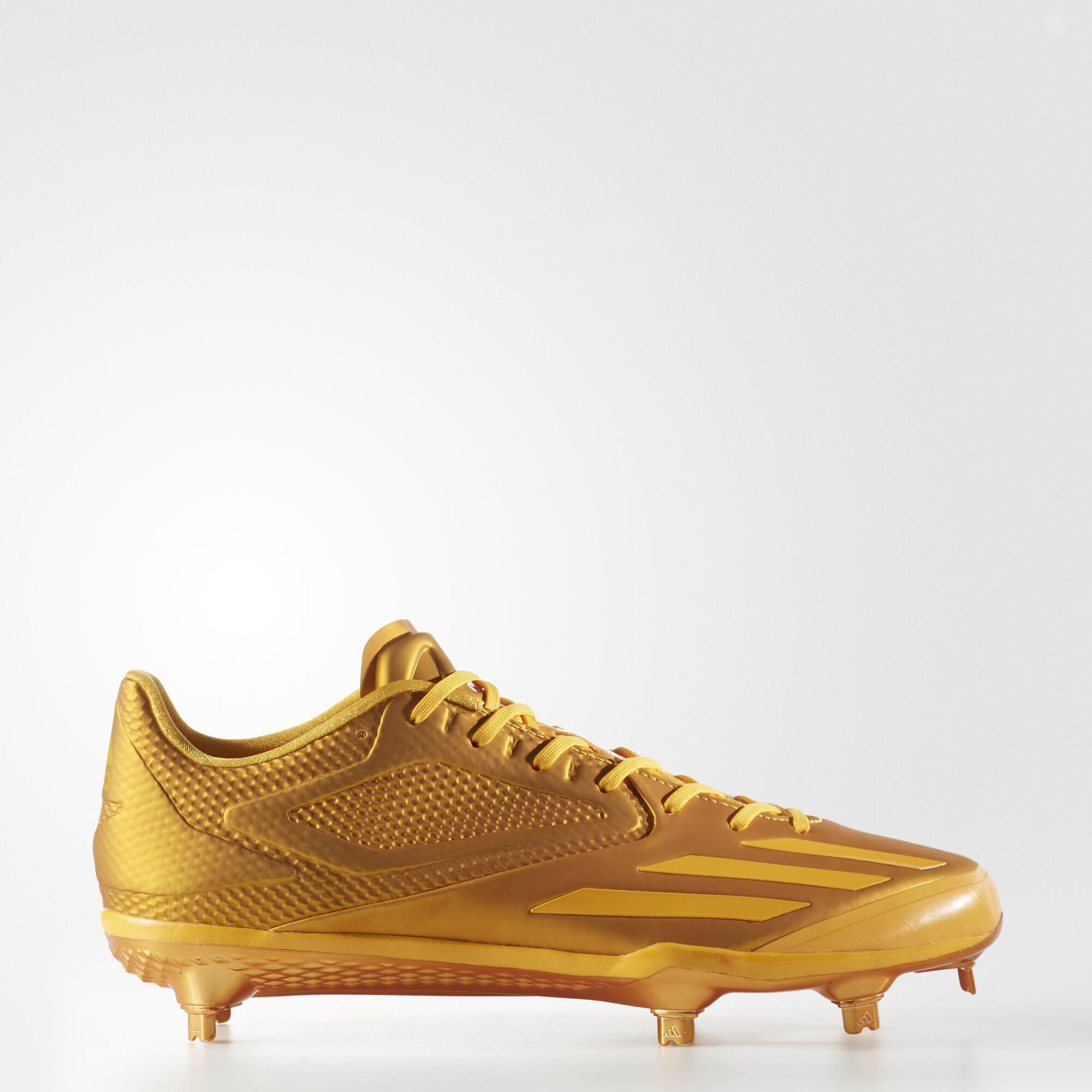 Adidas Wing Shoes White And Gold