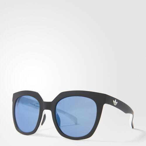adidas - AOR008 Sunglasses Black  /  White BA7078