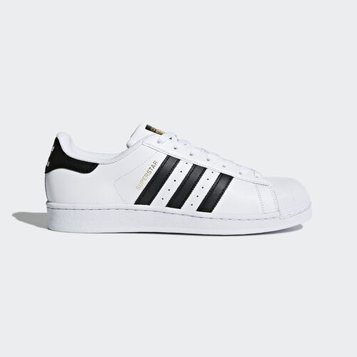 adidas - Superstar Shoes Running White  /  Core Black  /  Running White C77124