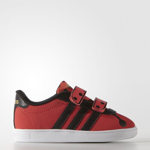 adidas - Court Animal Shoes Bright Red F99453