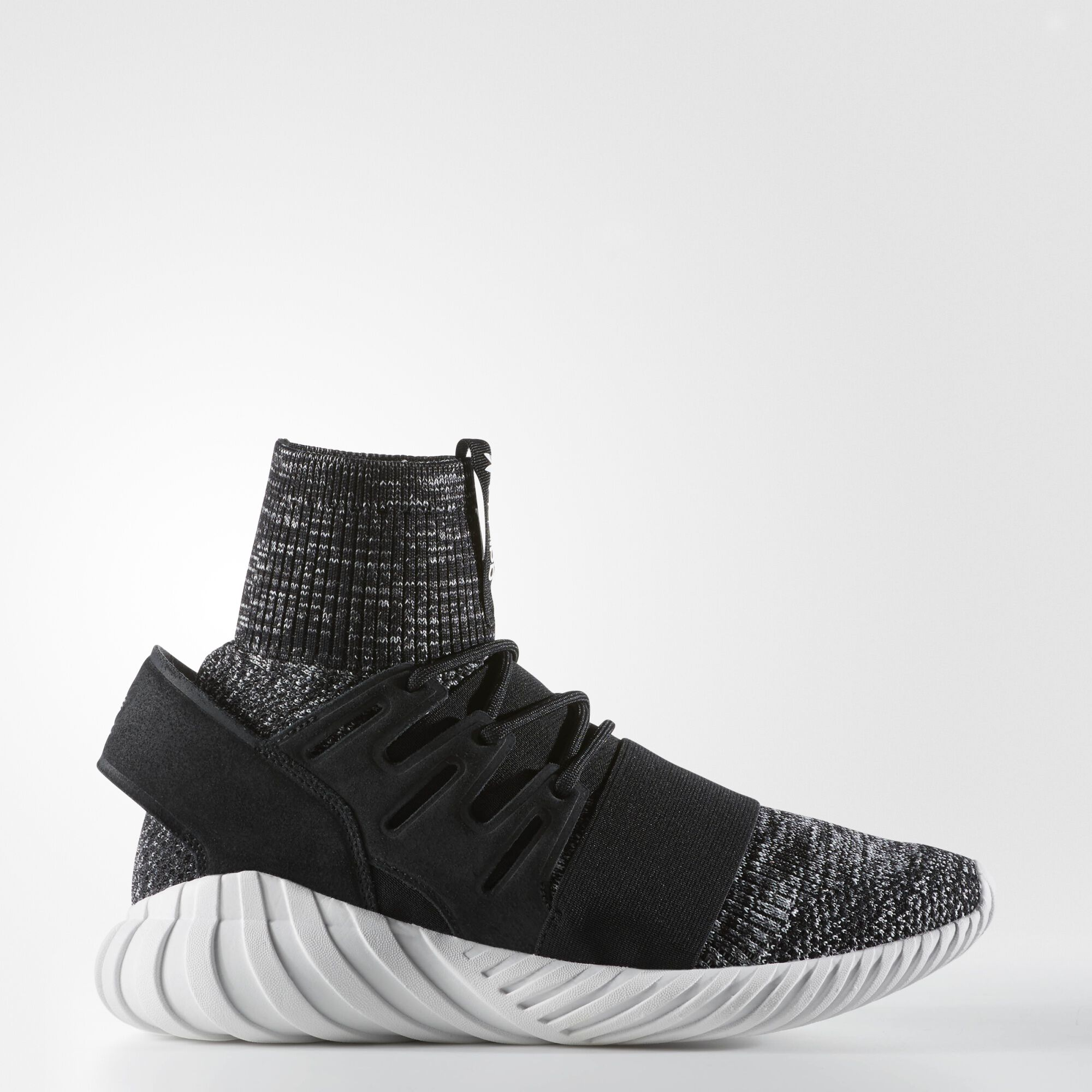 Adidas Men 's Tubular Doom Shoes Black adidas Canada