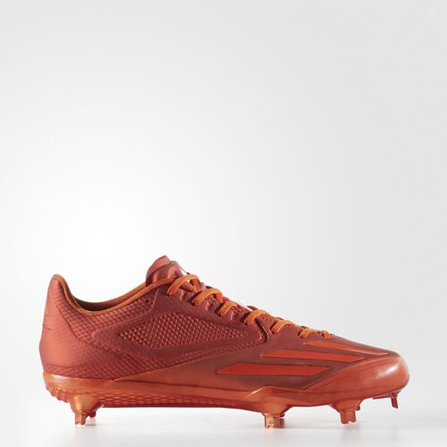adidas - adizero Afterburner 3 E Cleats Collegiate Orange BW0360