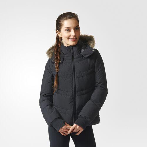 adidas - Down Jacket Black  /  Black  /  Black AZ0054