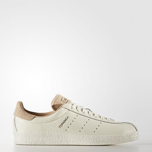 adidas - Topanga Clean Shoes Off White  /  St Pale Nude  /  Vintage White S80074