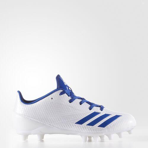 adidas - adizero 5-Star 6.0 Cleats Running White Ftw  /  Collegiate Royal  /  Running White BY4130
