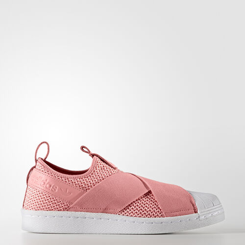 adidas - Superstar Slip-on Shoes Tactile Rose  /  Tactile Rose  /  Running White BY2950
