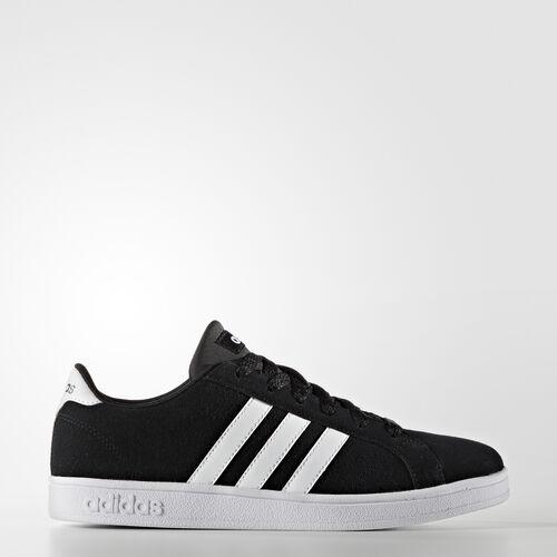 adidas - Baseline Shoes Core Black  /  Running White  /  Black AW4827