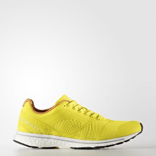 adidas - adizero Adios Shoes Vivid Yellow  /  Running White S81045
