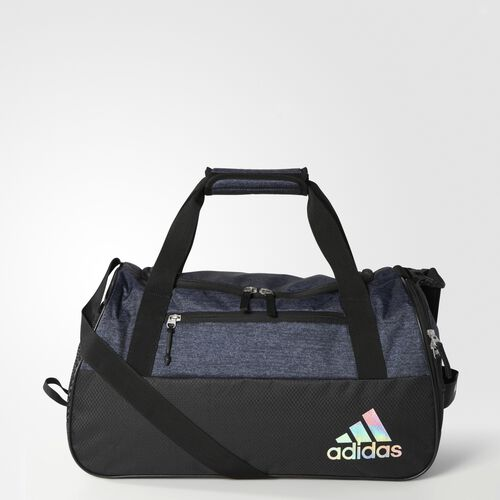 adidas - Squad III Duffel Bag Charcoal Black CI0431