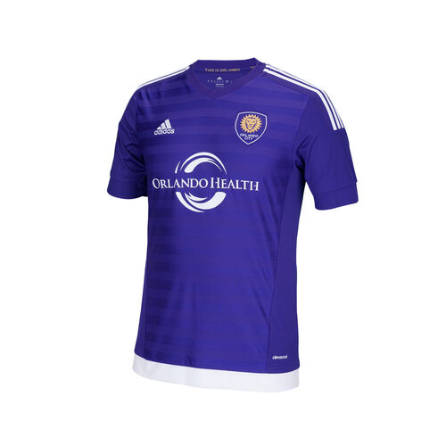adidas - Orlando City SC Replica Jersey Regal Purple  /  White S00412