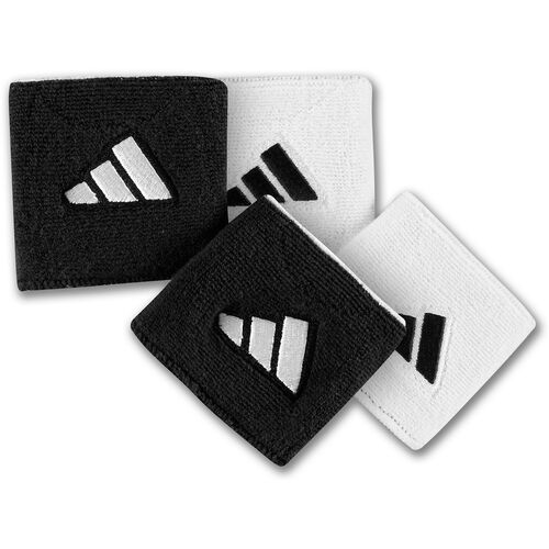 adidas - Interval Reversible Wristband White  /  Black Q06385