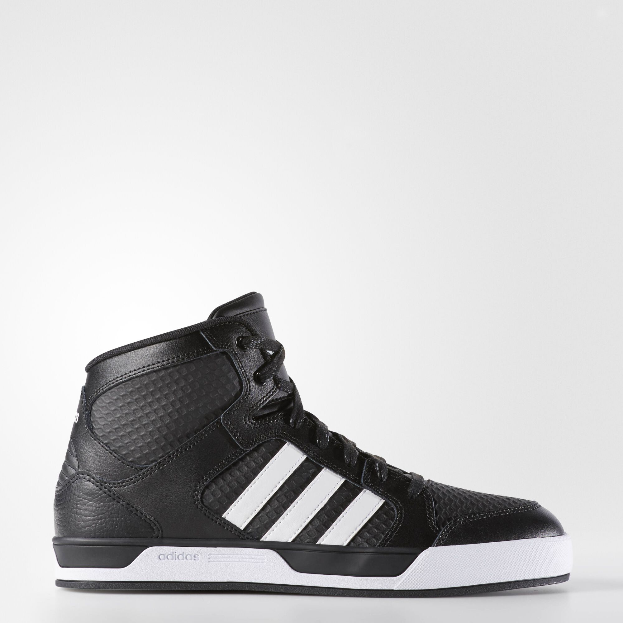 Adidas Neo Adidas Court Attitude Shoes In Best Quality Casual Black Red Blue Mens