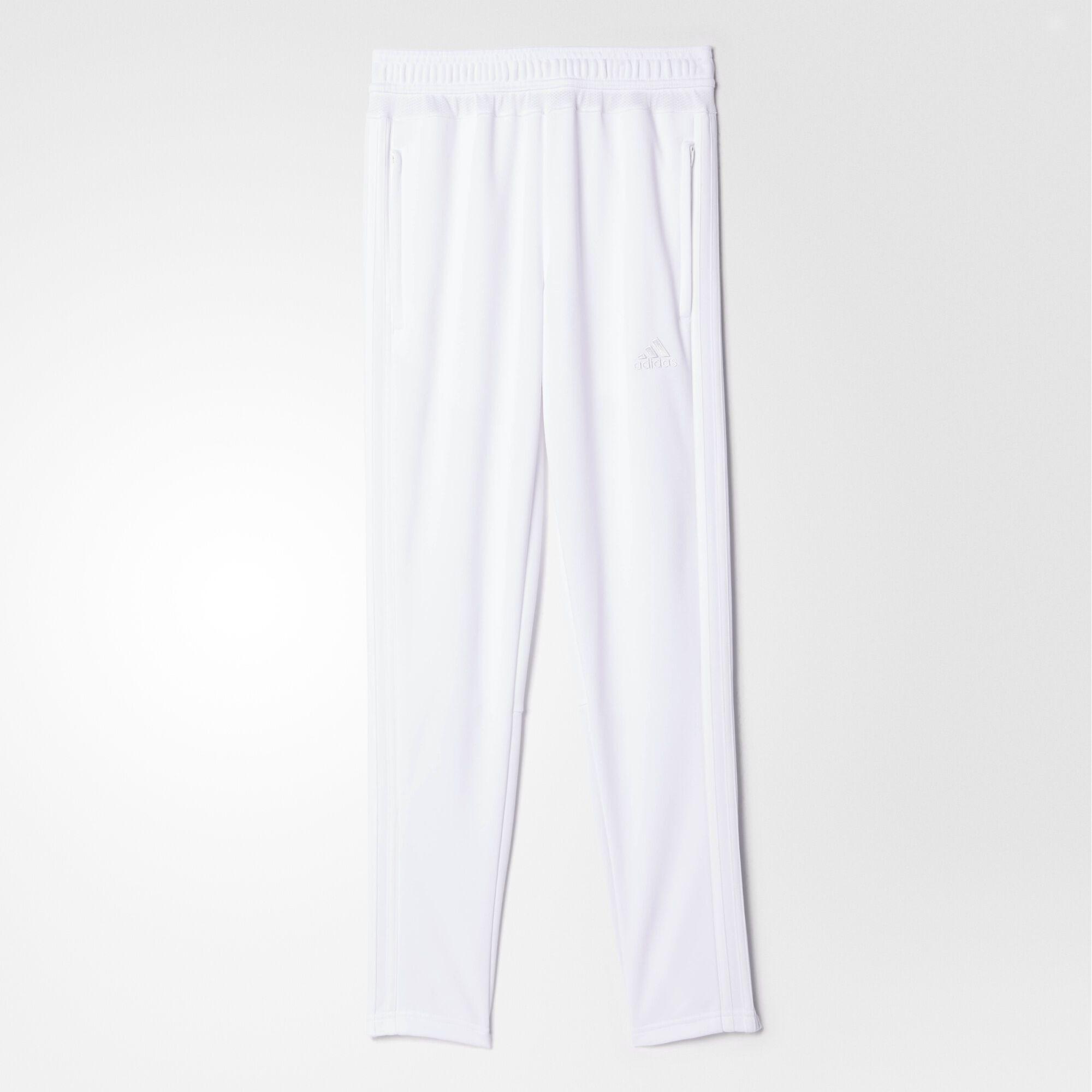 adidas white pants