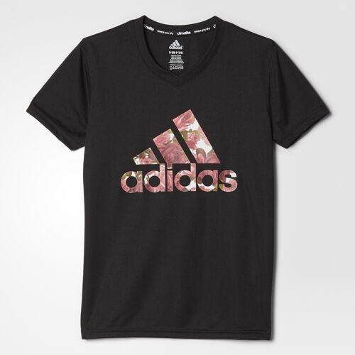 adidas - Roses Logo Tee Black BA4678