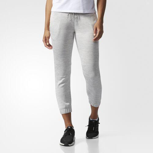 adidas - Sport-2-Street Seven-Eighth Pants Medium Grey Heather BP9048