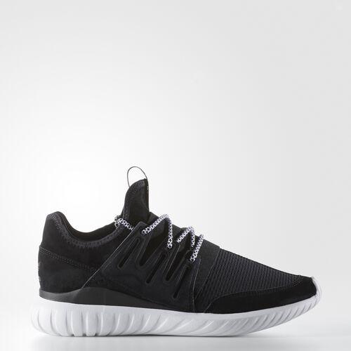 adidas - Tubular Radial Shoes Core Black  /  Core Black  /  Vintage White BB2401