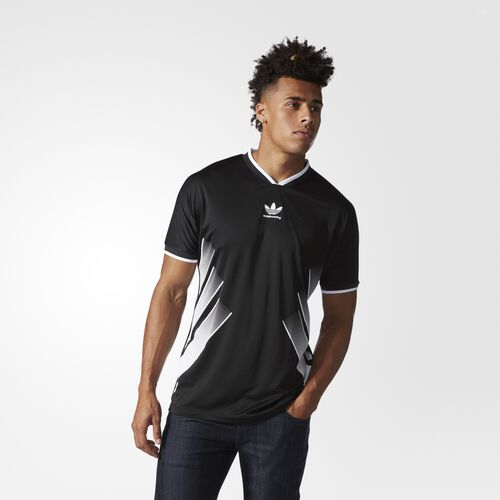 adidas - EQT Jersey Black  /  White BK6765