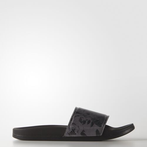 adidas - adilette Slides Core Black  /  Grey  /  Black BB4031