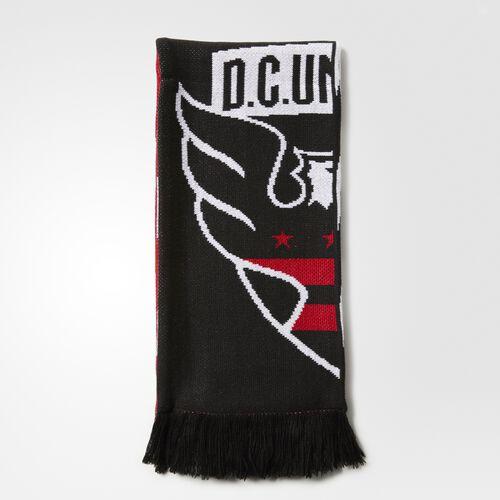 adidas - D.C. United Jacquard Scarf Black BM9050