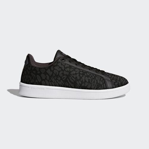 adidas - Cloudfoam Advantage Clean Shoes Core Black  /  Core Black  /  Utility Black BB9606
