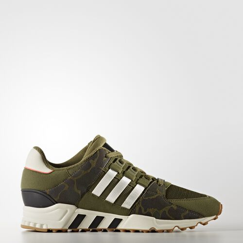 adidas - EQT Support RF Shoes Olive Cargo  /  Off White  /  Core Black BB1323